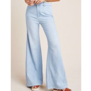 Anthropologie Pilcro High Rise Flared Jeans - NWT